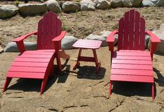 """Seaside Casual Classic Adirondacks! Seaside Casual sets the standard in outdoor furniture for comfort, durability and is built to last! Seaside manufactures the most comfortable wood looking furniture you will ever sit in! Seaside Casual's envirowood/polywood Furniture is the most durable outdoor furniture available """"period""""! Seaside Casual outdoor furniture presents the beauty of wood without the associated maintenance."""