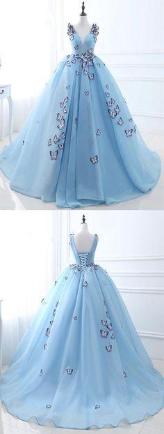 long prom dress,prom dresses,blue prom dress,prom 2017