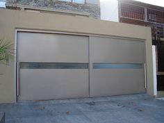 1000 images about frente casas on pinterest garage - Puertas de metal para casas ...