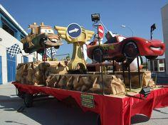 Las mejores figuras temáticas para decorar carnaval en carrozas, eventos, fiestas...