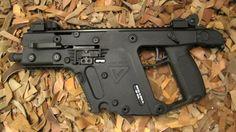KRISS Vector SDP .45 ACP //  It looks strange, but will get the job done. JL