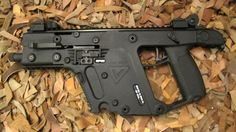 KRISS Vector SDP .45 ACP //  It looks strange, but will get the job done. JL