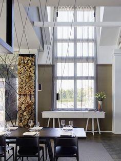 Downtown Loft By Kristina Wilson Design