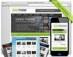 Responsive Video Sharing Theme SEO friendly video sharing websites in minutes with this theme Looking to start your own video sharing website? Then look no further! This premium WordPress themes lets you setup your own video sharing website like Youtube or McCafe in minutes!