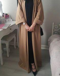 2019 Muslim Dress Kaftan Kimono Bangladesh Robe Musulmane Islamic Clothing Caftan Marocain Turkish UAE Eid Gift Part Covet Fashion, Look Fashion, Fashion Outfits, Fashion Women, Eid Outfits, Fashion 2017, Fashion Trends, Abaya Fashion, Muslim Fashion