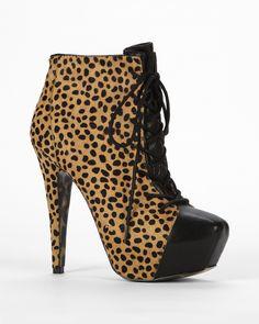 Tipps - P - Betsey Johnson - Shoe - #yellowplum