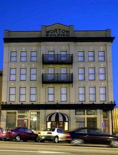 """The Morton Theatre opened on May 18, 1910 for local and regional Vaudeville Acts. In the """"Roaring 20's"""", legendary artists such as: Duke Ellington, Cab Calloway, Bessie Smith, Louis Armstrong, and Ma Rainey performed at the Morton."""