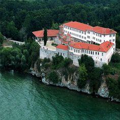 Monastery St. Naum Ohridski, Macedonia    Breathtaking!!