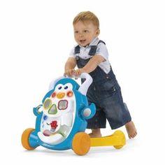 Baby Steps Activity Walker Peguin 2 in 1