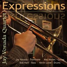 "JAZZ Artist ""Jay Vonada""  Album: Expressions. LISTEN NOW: http://cybroradio.com/rail/EarlyMornngChill.mp3"