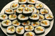 Kimbab김밥
