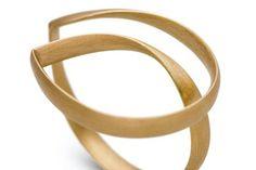 Ring Zartblätter Gold von JUTTA ULLAND-DE