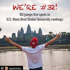 #32 in the world? Not a bad school to have graduated from #BostonUniversity #alum by smiddleton_11
