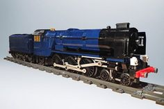 Lego LNER Peppercorn A1 'Tornado' WIP Sep 6 | Flickr - Photo Sharing!