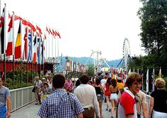 World's Fair - Knoxville, Tennessee 1982