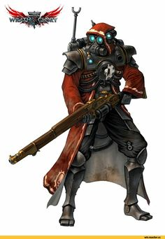 Warhammer 40000,warhammer40000, warhammer40k, warhammer 40k, ваха, сорокотысячник,фэндомы,Skitarii,Adeptus Mechanicus,Mechanicum,Imperium,Империум