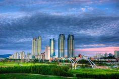 Ulsan, South Korea.