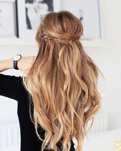 Hair inspiration via Pinterest #hair