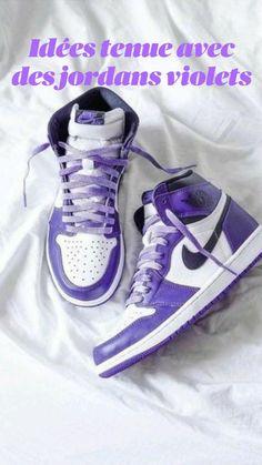 Air Force Sneakers, Nike Air Force, Sneakers Nike, Violet, Anime Manga, Jordans, Celebrities, Basket, Outfits
