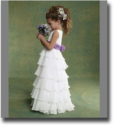 China Wedding Flower Girl Dress Find details about China Flower Girl Dress, Wedding Dress from Wedding Flower Girl Dress - Shanghai Kanacca Apparel Co. Flores Chiffon, Chiffon Flowers, Satin Flowers, Chiffon Dresses, Chiffon Cake, Wedding Flower Girl Dresses, Bridal Dresses, Girls Dresses, Flower Girls
