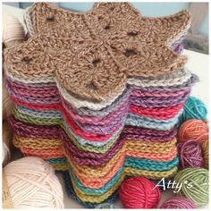 Atty's : Star Blanket Update