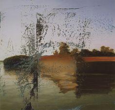 Venedig  -  Gerhard Richter  Öl auf Leinwand