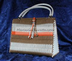 Borse fai da te on Pinterest  Trapillo, Crochet Bags and ...