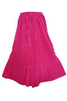 Boho Peasant skirts by indiatrendzs