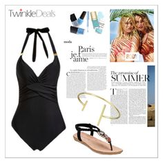 """""""TwinkleDeals 6"""" by fashion-addict35 ❤ liked on Polyvore featuring Body by Victoria, MustHave and twinkledeals"""