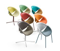 Chairs | Seating | So Happy | Maxdesign | Marco Maran. Check it out on Architonic