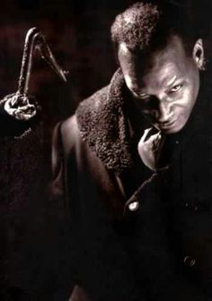 Candyman. After seeing this film I wouldn't even say Candyman. Look I've even said it in a txt and I'm afraid he'll get me. 2 more times and I'm screwed!