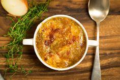 Francuska zupa cebulowa Michela Moran