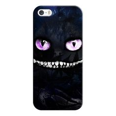 iPhone 6 Plus/6/5/5s/5c Case - Cheshire cat (140 RON) ❤ liked on Polyvore featuring accessories, tech accessories, phone cases, phones, cases, electronics, iphone case, cat iphone case, apple iphone cases and iphone cover case