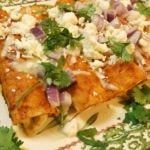 These Authentic Mexican Chicken Enchiladas with Red Sauce recipe is tasty and super simple to make. With just a few ingredients and steps, you will soon be eating authentic Mexican chicken enchiladas with red sauce too! Authentic Mexican Chicken Recipes, Authentic Mexican Salsa, Mexican Food Recipes, Cheese Enchiladas, Chicken Enchiladas, Mexican Chicken Casserole, New Recipes For Dinner, Mexican Appetizers, Enchilada Recipes