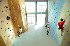 High Point Climbing Gym Chattanooga, TN