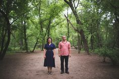 Minneapolis Off-Leash Dog Park Engagement «« Tandem Tree Photography