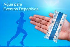 Agua Purificada en Bolsitas para Eventos Deportivos