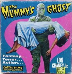 The Mummy's Ghost (Super 8 / Movies Box, Home Movies, Sci Fi Movies, Scary Movies, Classic Monster Movies, Classic Horror Movies, Classic Monsters, Horror Films, Horror Art