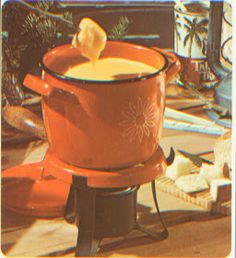 Real Family Camping: Retro Camping Recipe: Campfire Fondue
