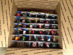 Hot Wheels Lot 40 Assorted Vehicles Various Years All on Cards Matchbox Car Storage, Matchbox Cars, Hot Wheels, Mint, Vehicles, Cards, Ebay, Car, Maps