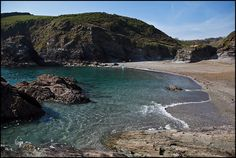 Lansallos Cove Matt Davis Photography Blog: Cornwall holiday