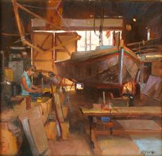 Plein Air | Larry Moore Studios