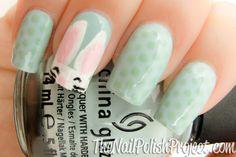NOTD: Easter Bunnies