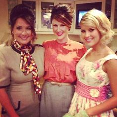 Betty Draper and Co. from Mad Men | 22 Halloween Costumes Inspired By The 1960s