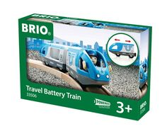 Travel Battery Train - BRIO