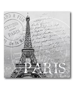 Ordinaire Courtside Market Black U0026 White U0027Parisu0027 Wrapped Canvas. Paris Wall ArtParis  ...