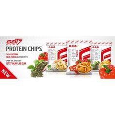 GOT7 High Protein Chips 50 gr., 1,99 €