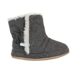 Robeez - Robeez Morgan Soft Soles, Boot, Grey, $30.00 (http://www.myrobeez.com/robeez-morgan-soft-soles-boot-grey/)