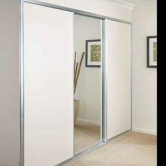 Whiteboard Sliding Closet Doors