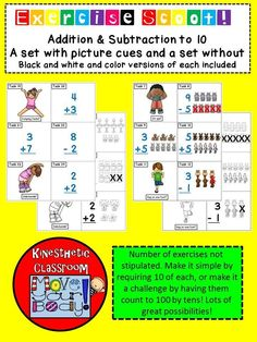 Scoot game for the classroom. This one is extra special because it includes movement and brain breaks!